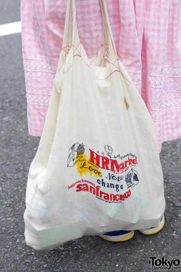 Hollywood Ranch Market Bag