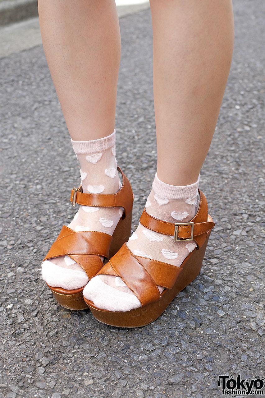 socks and sandals tokyo fashion news