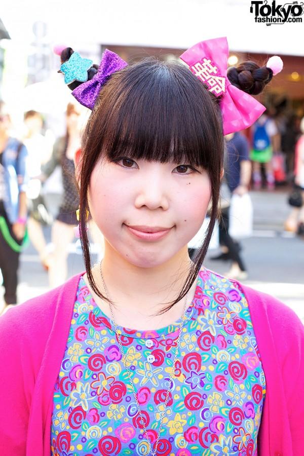 Chami from Harajuku Fashion Walk