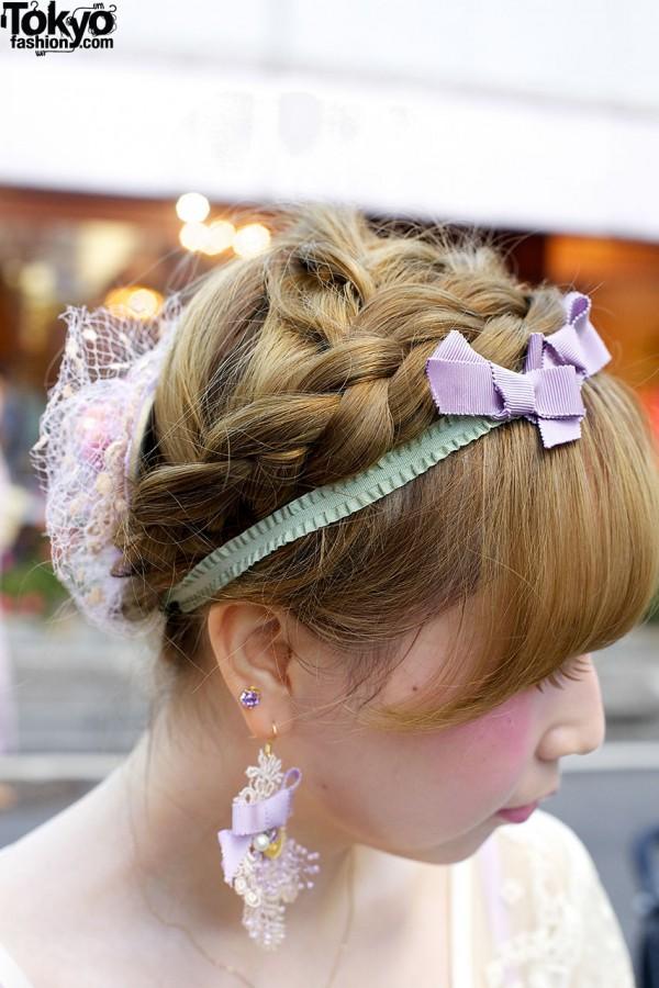 Etsuna Otsuka Bow Headband