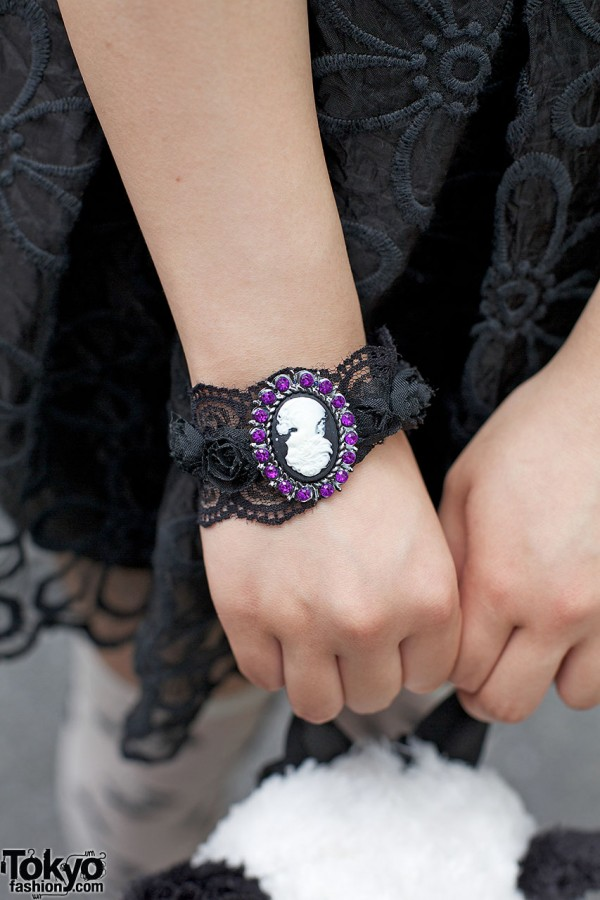 Cameo Bracelet
