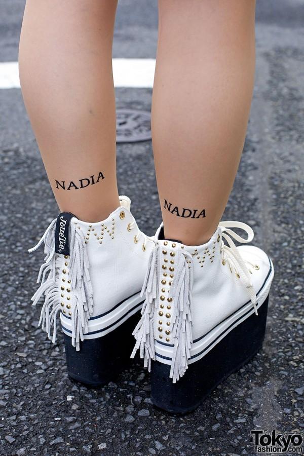 Nadia Tights