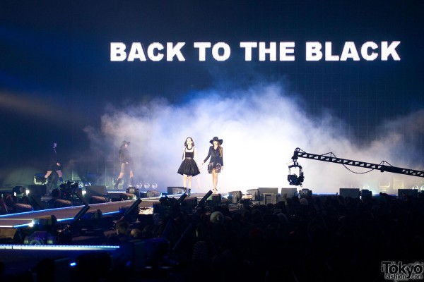 Tokyo Girls Collection - Back To The Black