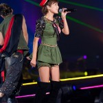 AAA J-Pop Concert at Tokyo Girls Collection