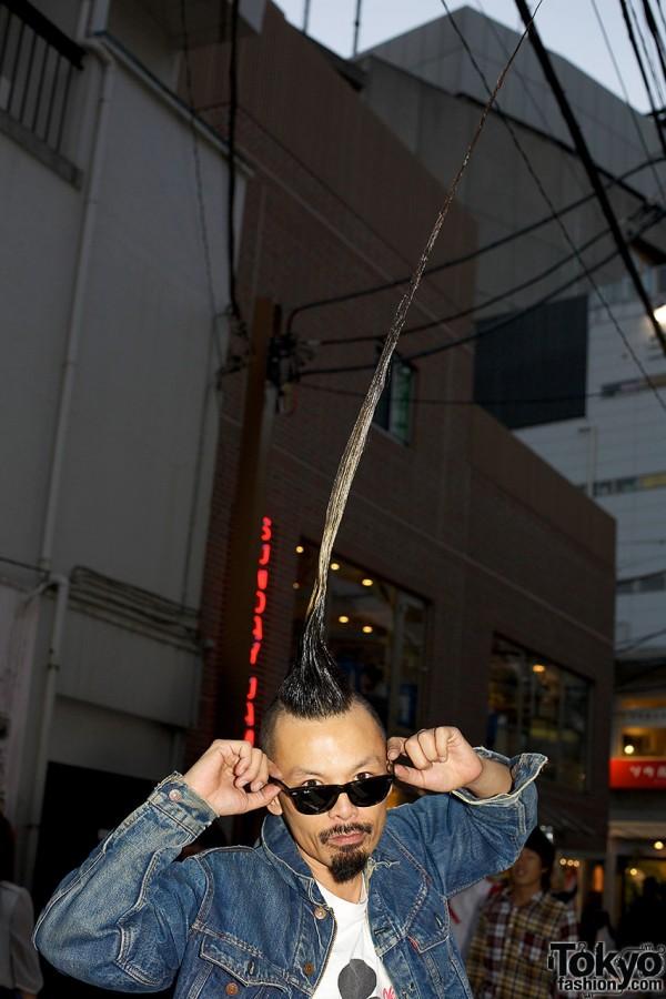 AvantGarde Harajuku Director Kazuhiro-san