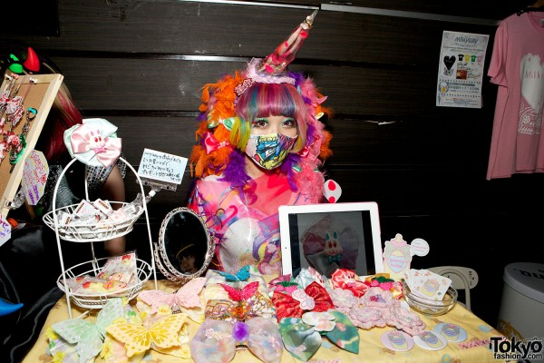"Harajuku Halloween Party ""Pop N Cute #4"" Pictures & Video"