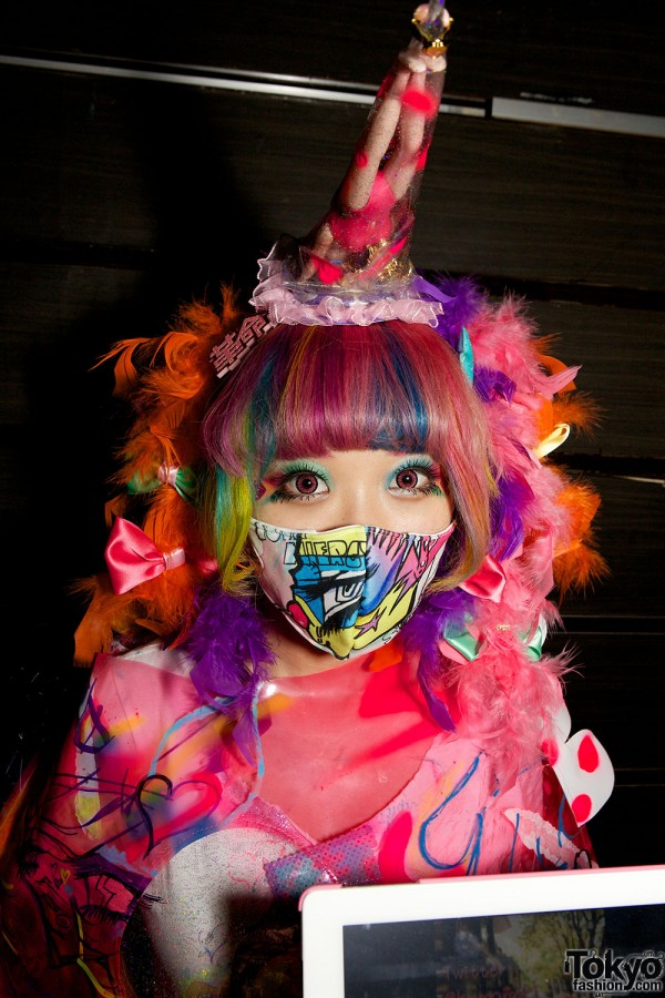 Harajuku Halloween Party by Pop N Cute (2)