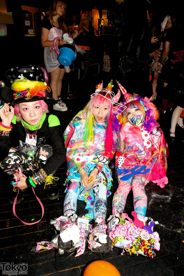 Harajuku Halloween Party by Pop N Cute (157)