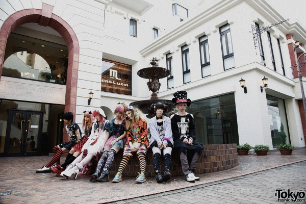 Harajuku Halloween by Pop N Cute 2012 (1)