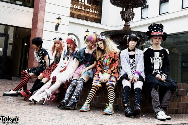 Harajuku Halloween by Pop N Cute 2012 (2)