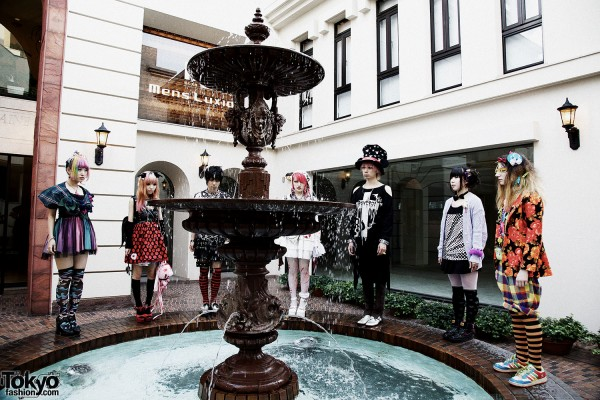 Harajuku Halloween by Pop N Cute 2012 (3)