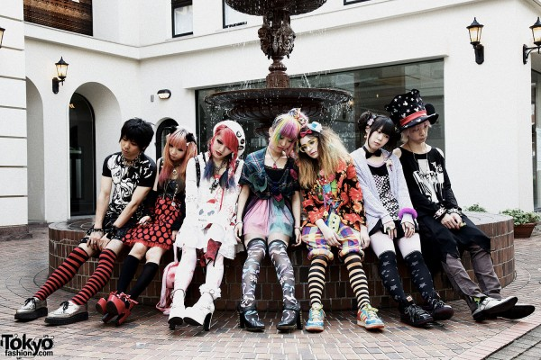 Harajuku Halloween by Pop N Cute 2012 (5)