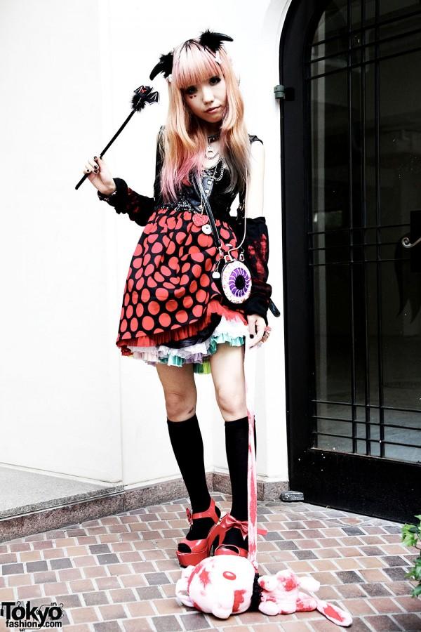 Harajuku Halloween by Pop N Cute 2012 (10)