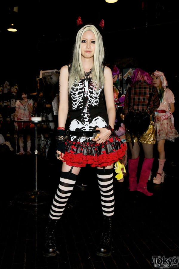 Harajuku Halloween Fashion Snaps (5)