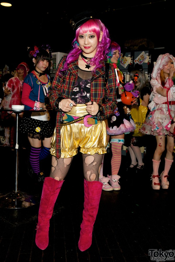 Harajuku Halloween Fashion Snaps (8)