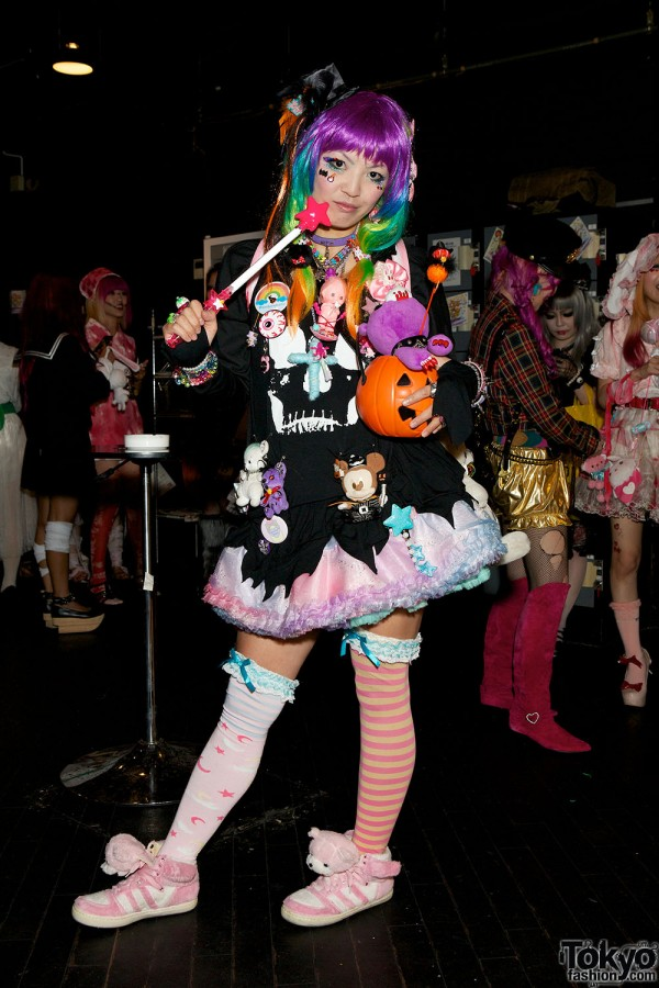 Harajuku Halloween Fashion Snaps (9)