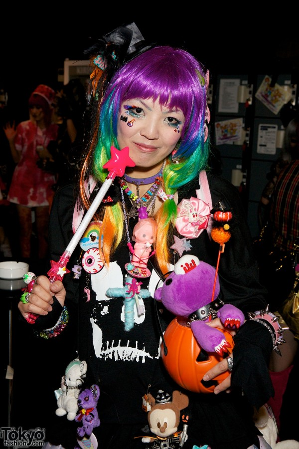 Harajuku Halloween Fashion Snaps (10)