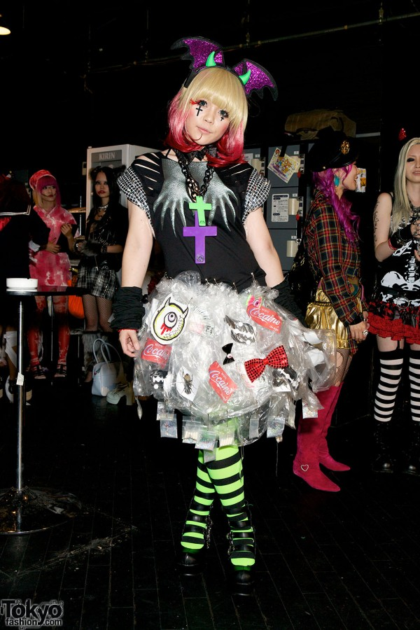Harajuku Halloween Fashion Snaps (12)
