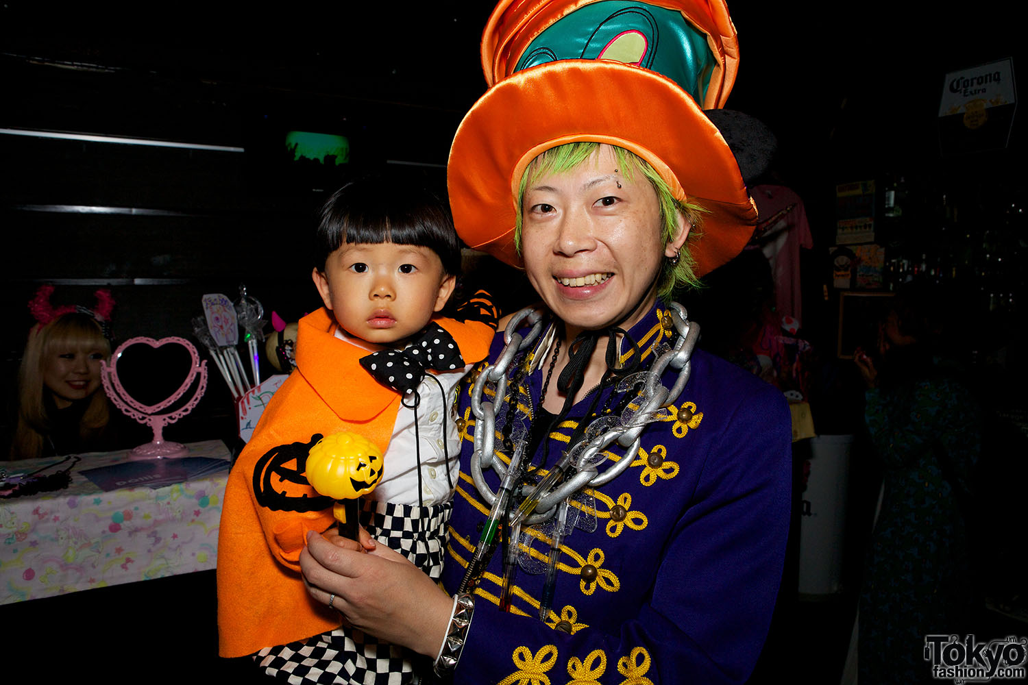 Harajuku Halloween Fashion Snaps (13)