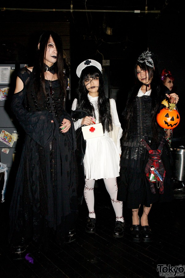 Harajuku Halloween Fashion Snaps (16)