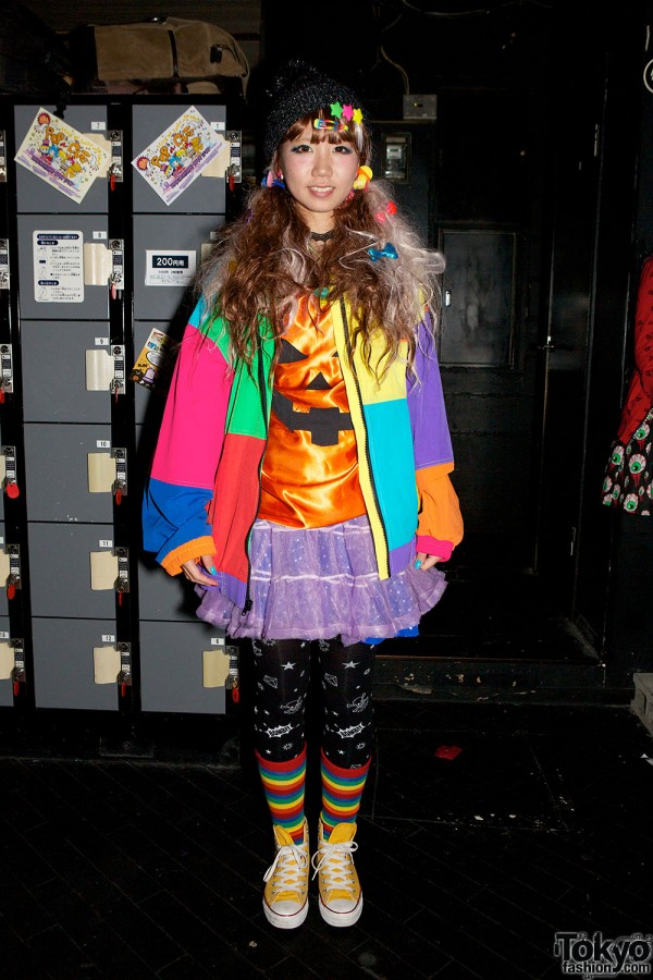 Harajuku Halloween Fashion Snaps (20)