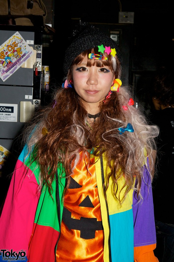 Harajuku Halloween Fashion Snaps (21)