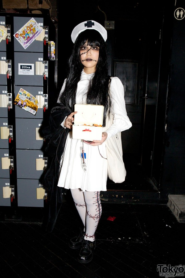 Harajuku Halloween Fashion Snaps (27)