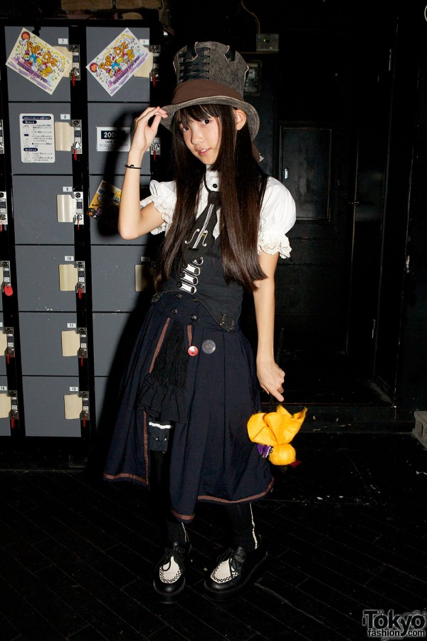 Harajuku Halloween Fashion Snaps (28)