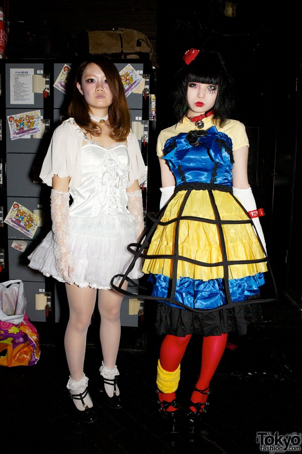 Harajuku Halloween Fashion Snaps (31)