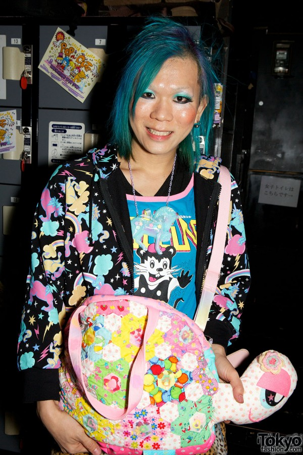 Harajuku Halloween Fashion Snaps (33)