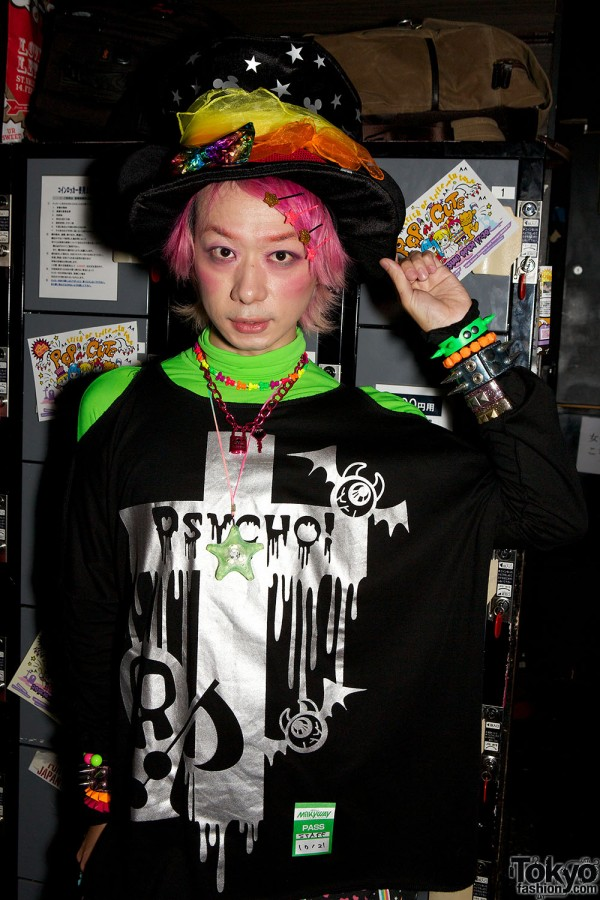 Harajuku Halloween Fashion Snaps (34)