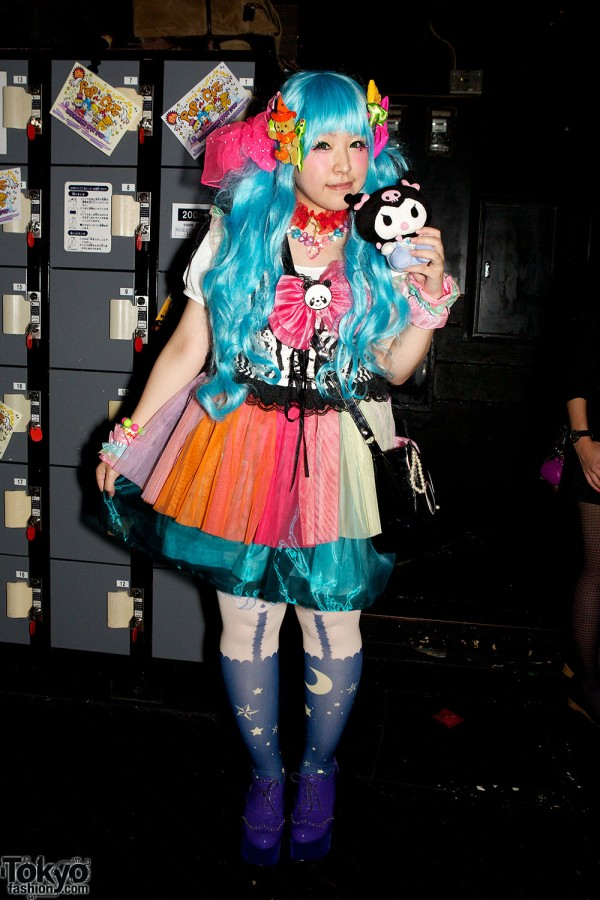 Harajuku Halloween Fashion Snaps (36)