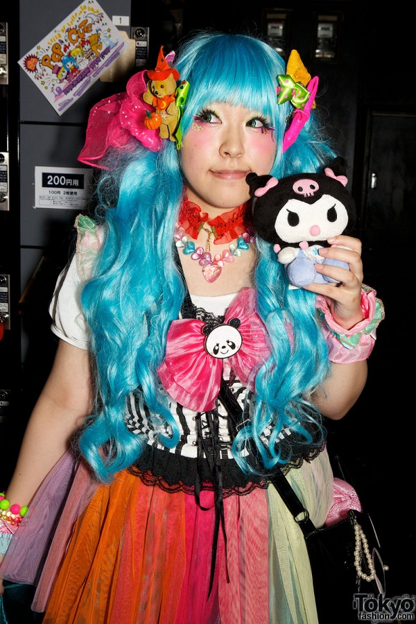 Harajuku Halloween Fashion Snaps (37)
