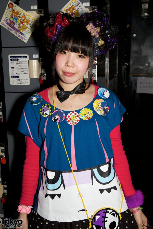 Harajuku Halloween Fashion Snaps (38)