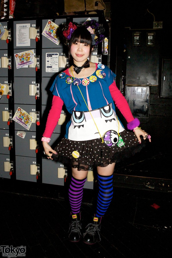 Harajuku Halloween Fashion Snaps (39)