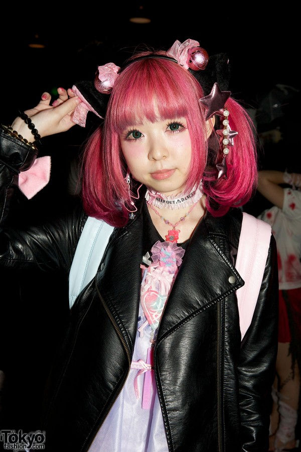 Harajuku Halloween Fashion Snaps (40)