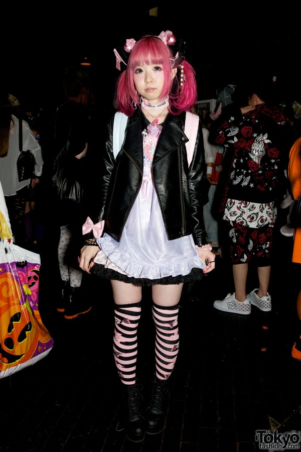Harajuku Halloween Fashion Snaps (41)