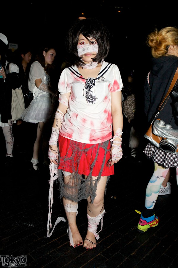 Harajuku Halloween Fashion Snaps (42)
