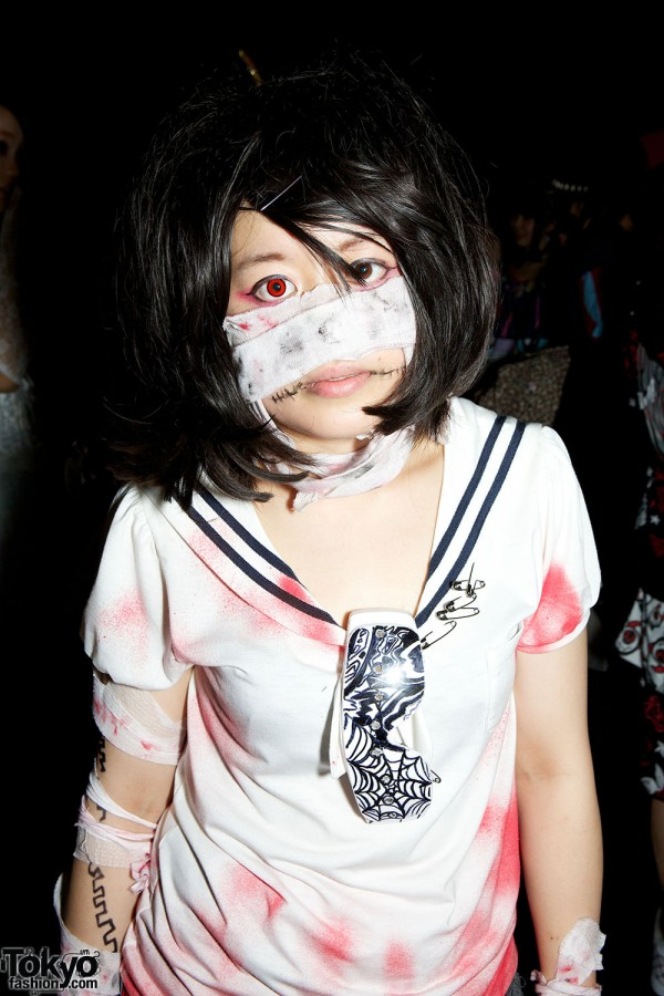 Harajuku Halloween Fashion Snaps (43)