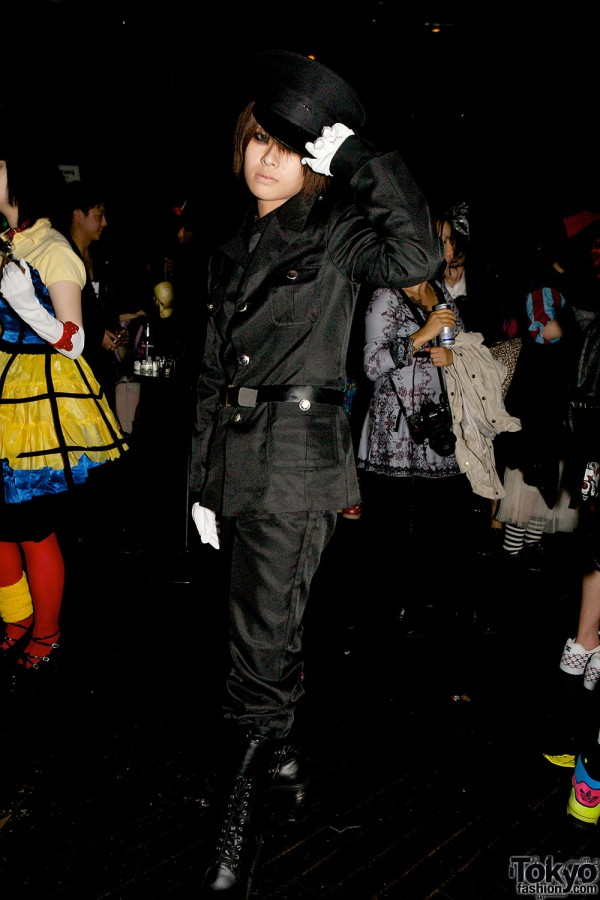 Harajuku Halloween Fashion Snaps (45)