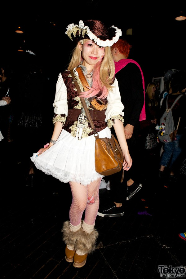 Harajuku Halloween Fashion Snaps (46)