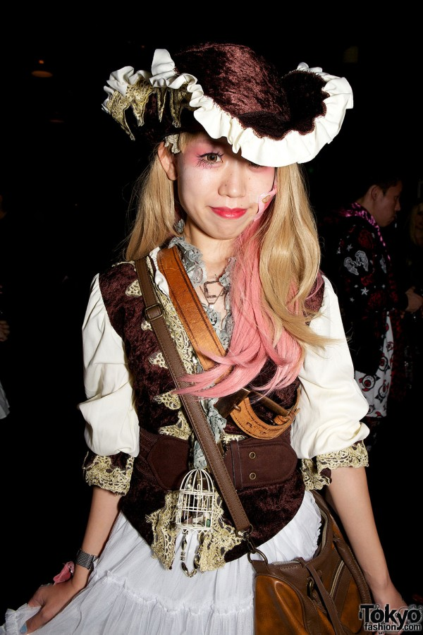 Harajuku Halloween Fashion Snaps (47)