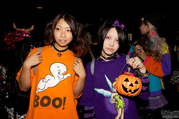 Harajuku Halloween Fashion Snaps (50)