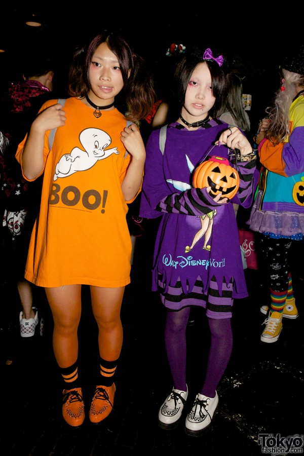 Harajuku Halloween Fashion Snaps (51)
