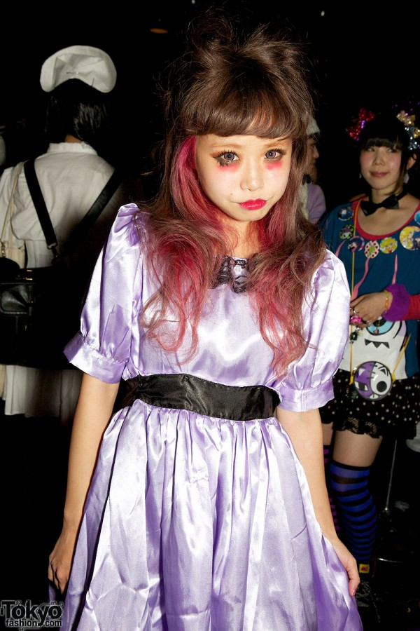 Harajuku Halloween Fashion Snaps (52)