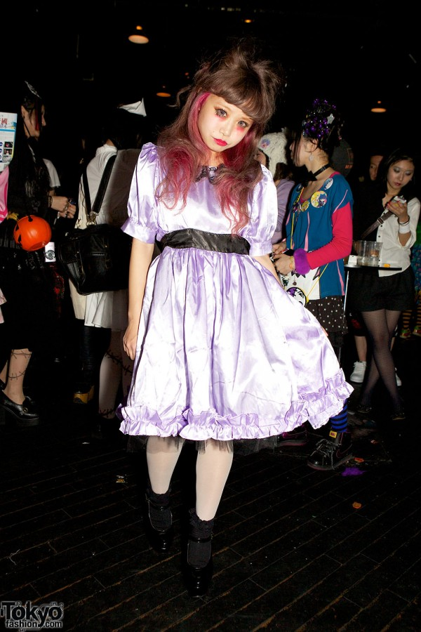 Harajuku Halloween Fashion Snaps (53)