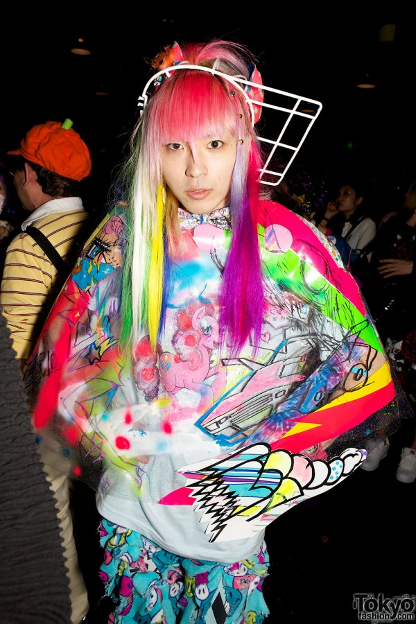 Harajuku Halloween Fashion Snaps (54)