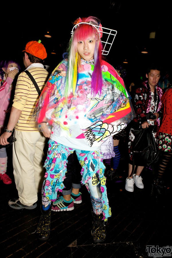 Harajuku Halloween Fashion Snaps (55)