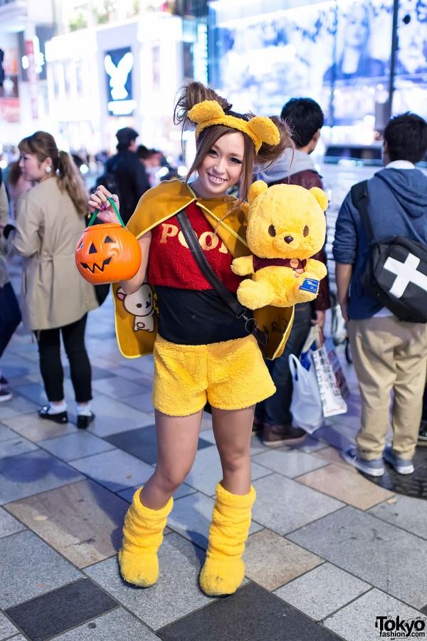 Harajuku & Shibuya Halloween (1)