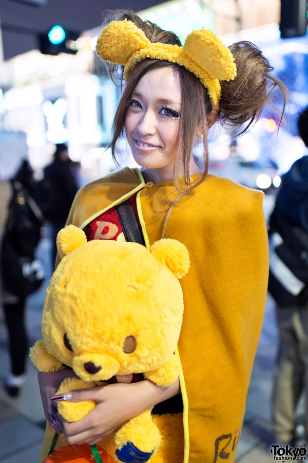 Harajuku & Shibuya Halloween (2)